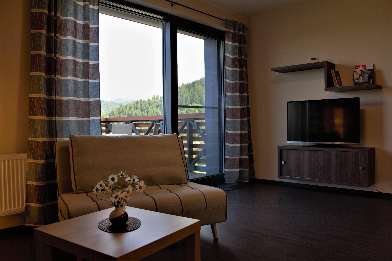 Přízemní apartmán